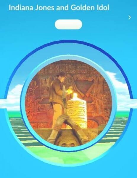 Indiana Jones Golden Idol