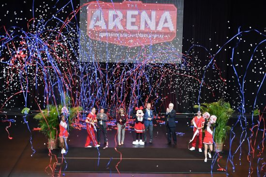 Grand Opening of The Arena at ESPN Wide World of Sports Complex