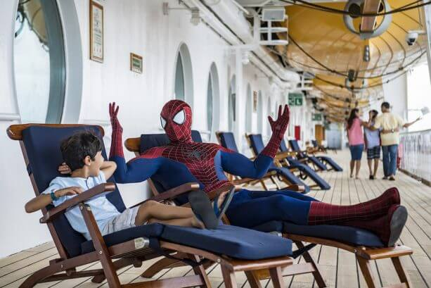 Marvel Day At Sea Returns For 2018 With Cruises Departing