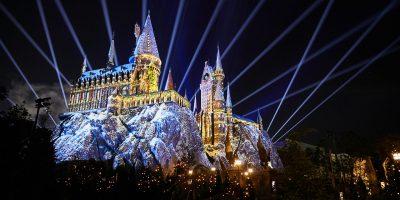 The Magic of Christmas at Hogwarts