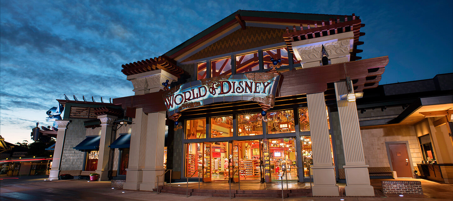world of disney store renovations announced for disneyland