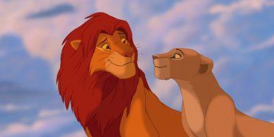 simba and nala the lion king