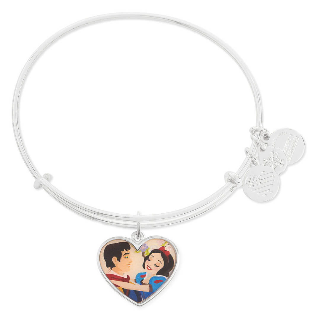 Like The Little Mermaid Version This Snow White And Prince Bangle From Alex Ani 44 95 Makes A Lovely Gift For Disney