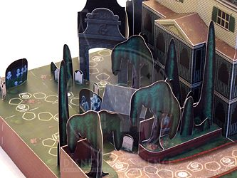 Escape Haunted Mansion board game