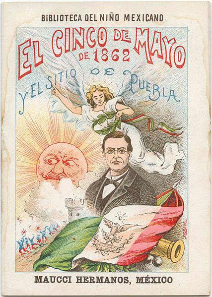 El Cinco De Mayo poster