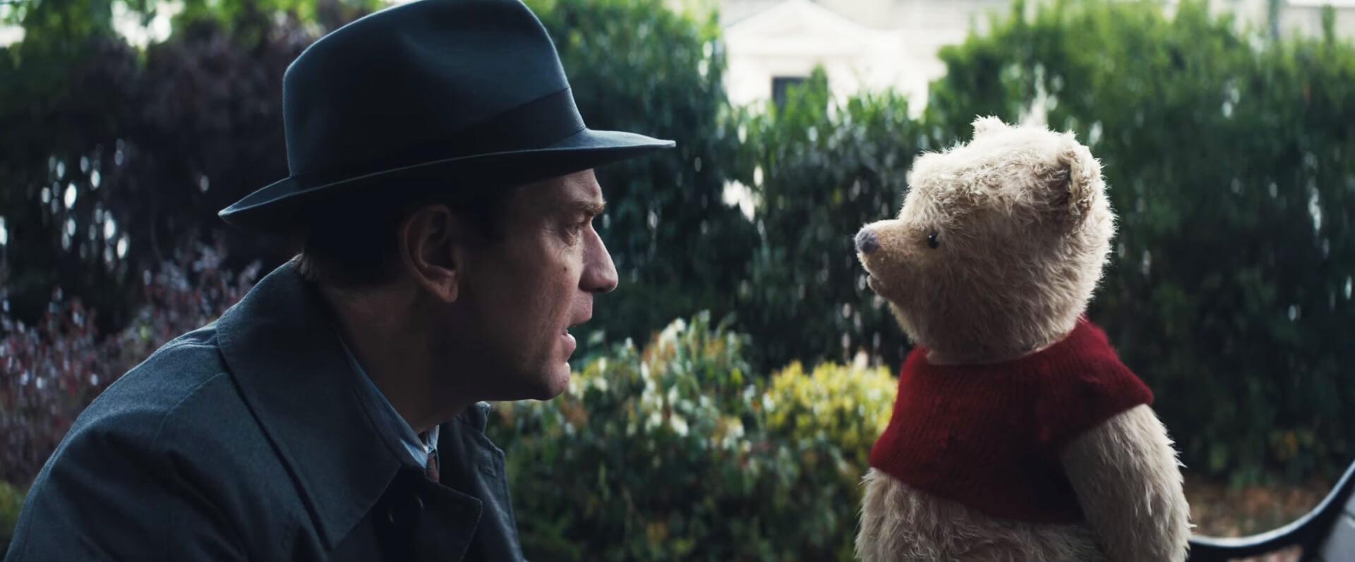 Video Disney S Quot Christopher Robin Quot First Trailer Reunites