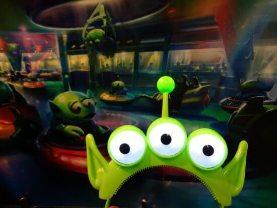 inside toy land Disney's toy story land is giving us a sneak peek into one of the newest attractions coming to the land, the alien swirling saucers stay tuned for more updates.