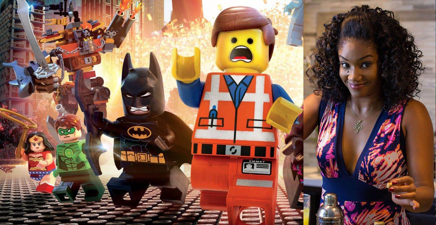 Lego movie celebrity voices