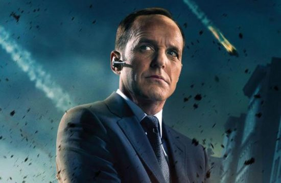 S H I E L D  Agent Coulson will return to big screen