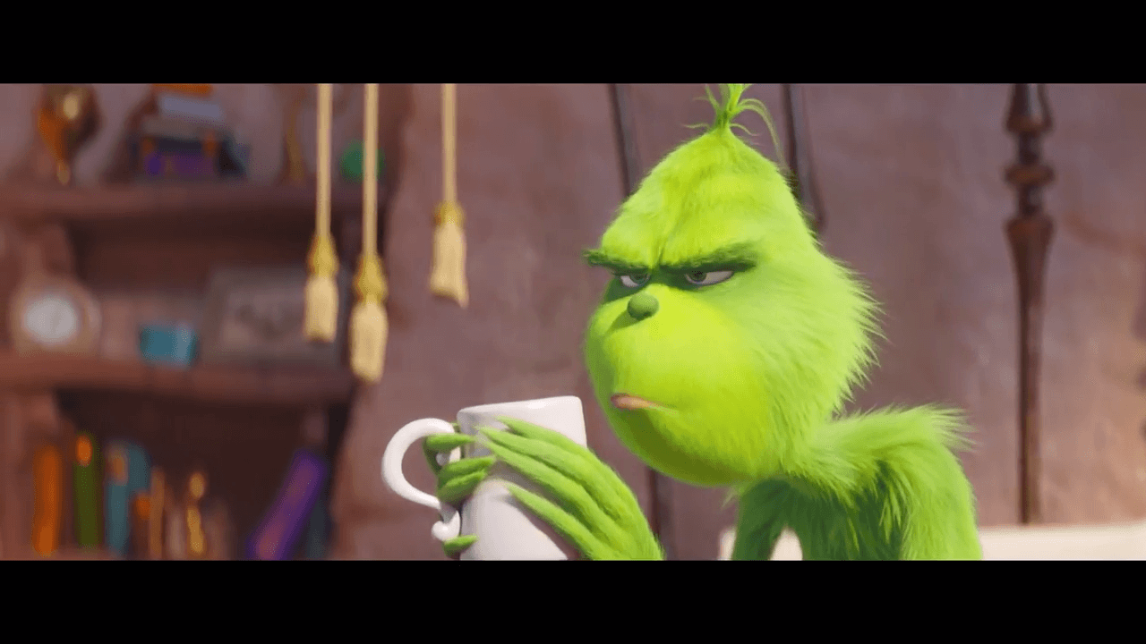 """VIDEO: First trailer for """"The Grinch"""" previews a day in ..."""