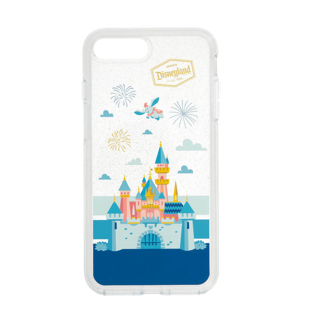 New Disneyland Resort OtterBox iPhone 7 Case decks your