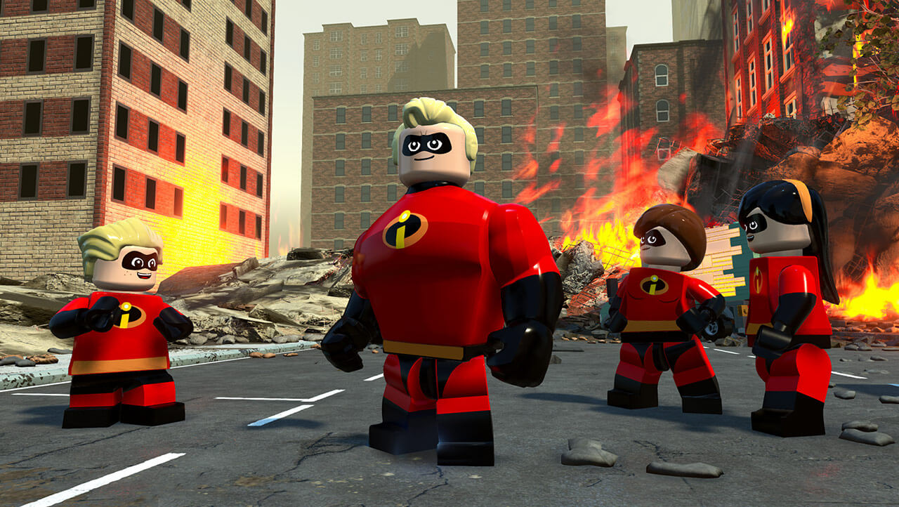 New Lego The Incredibles Game Announced For This Summer Featuring Disney Pixar Superhero Family Inside The Magic