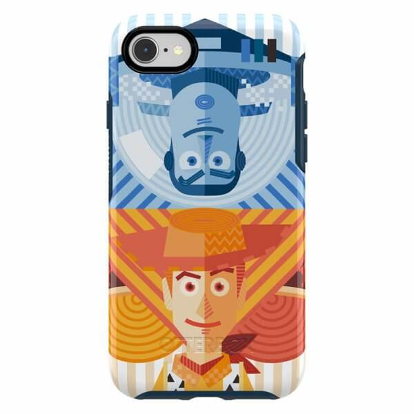 OtterBox Symmetry Series Cell Phone Case for iPhone 8 & iPhone 7 - Buzz & Woody