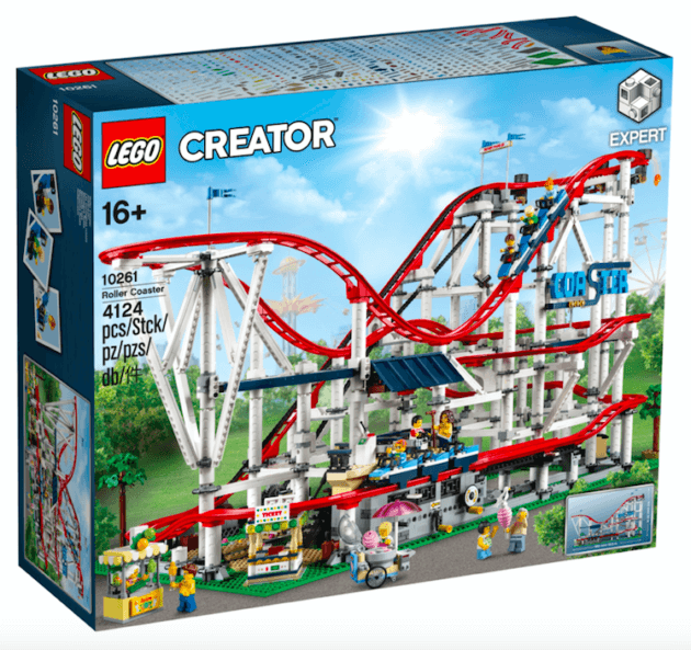 LEGO Creator Expert: Roller Coaster