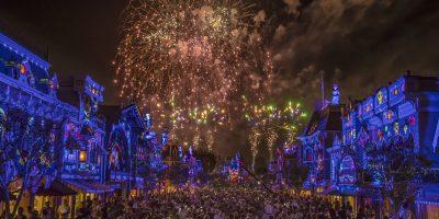 Together Forever fireworks
