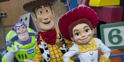 FastPass for Toy Story Land