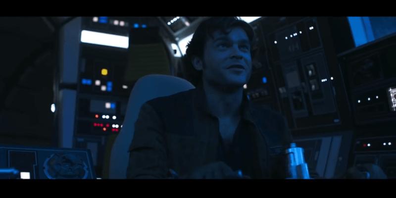 """Solo: A Star Wars Story"" TV spot"