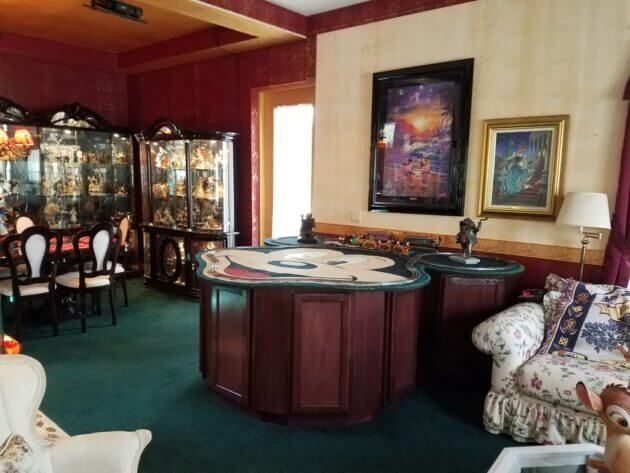 A Disney-themed Home - Inside
