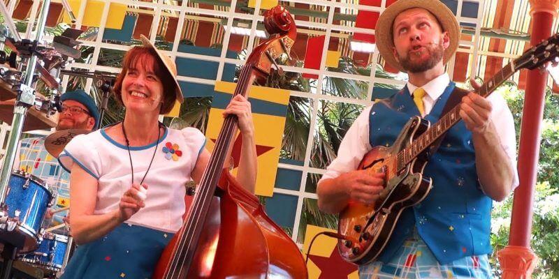 music for Pixar Fest