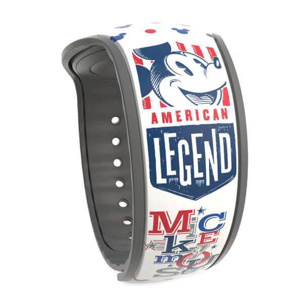 Mickey Mouse American Legend MagicBand