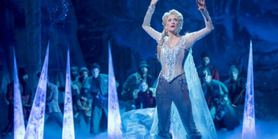 """Frozen"" the Broadway musical, North American tour"