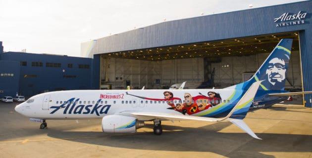 Incredibles 2 plane