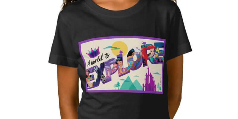 Disney Princess T-Shirts