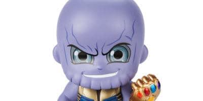Thanos Cosbaby Bobble Head Figure