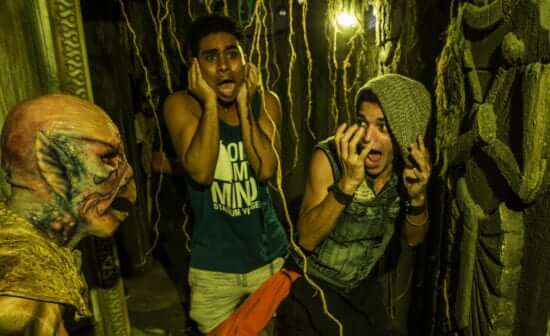 10th Haunted House