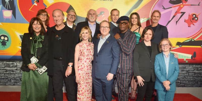 Incredibles 2 world premiere