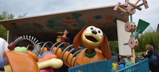 Slinky Dog Spin