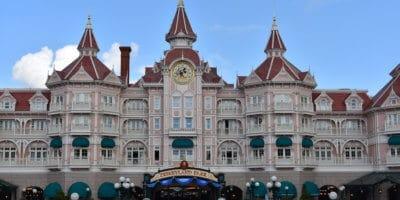 Disneyland Park & Hotel in Paris