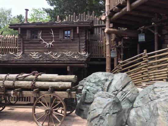 Frontierland - Disneyland Paris