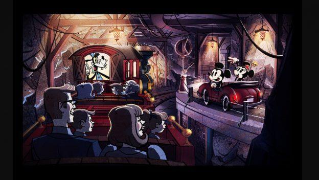 Mickey & Minnie's Runaway Railroad