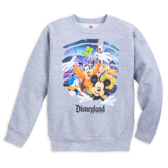 Disneyland Resort tops