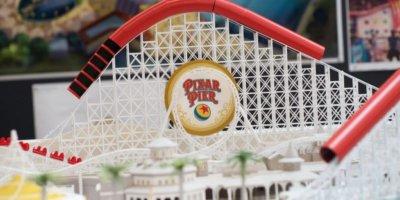 creating Pixar Pier