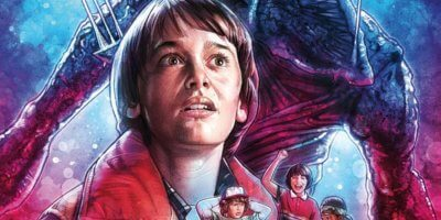 Stranger Things comics