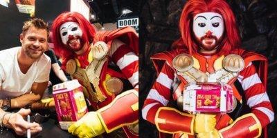 McThor: Fast Food's Mightiest Superhero