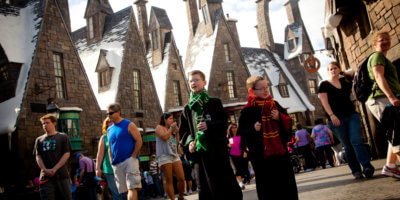 Back Too Hogwarts