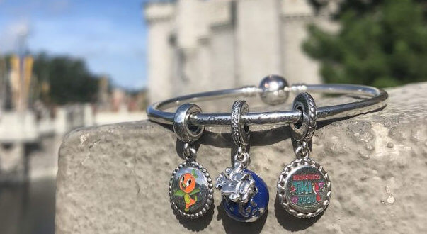 cd5c18caf If you're looking to commemorate your Disney vacation, three new charms  have just ...
