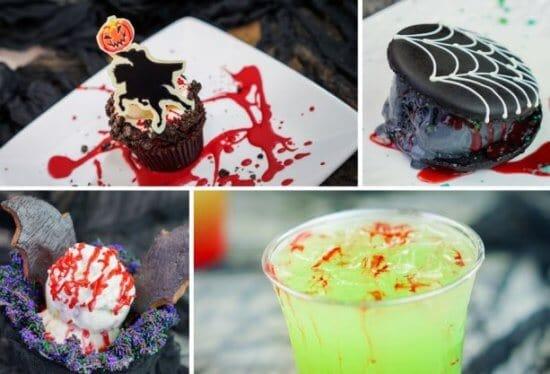 Halloween Time food