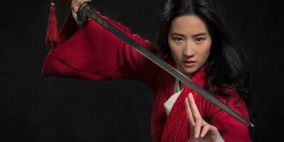 live-action Mulan