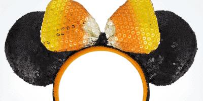 Candy Corn Ears