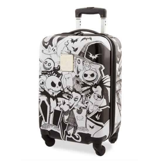 Disney rolling luggage