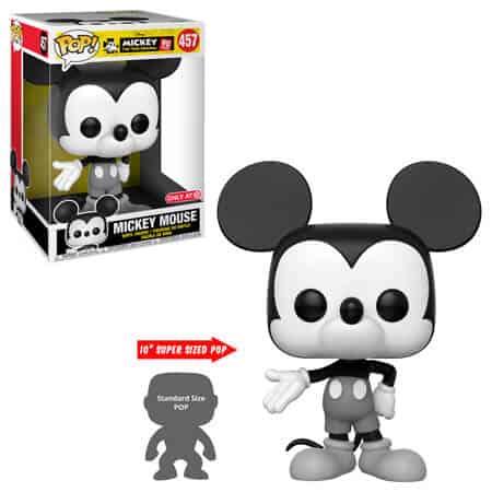 Mickey's 90th Funko POP! Super-size Mickey