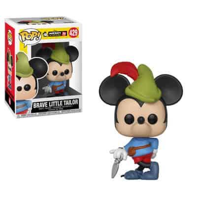 Mickey's 90th Funko POP! Brave Little Tailor