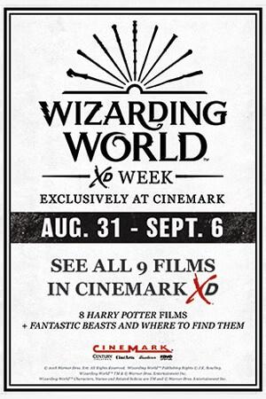 Wizarding World XD Week