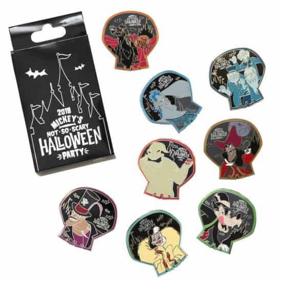 Halloween Party 2018 merchandise