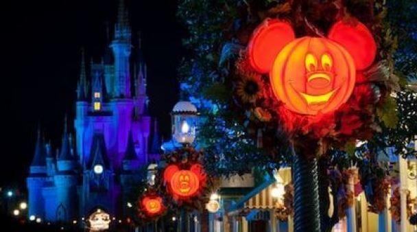 Halloween vacation