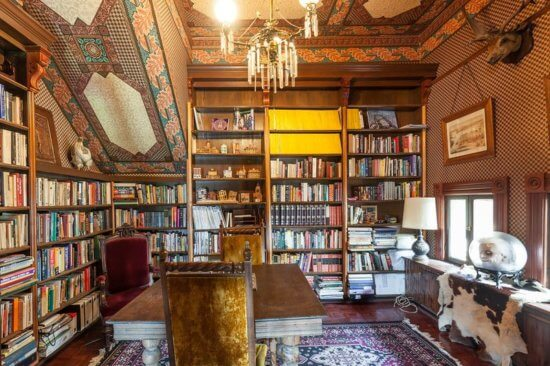 Westerfield House Library
